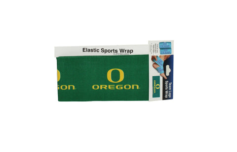 Oregon Ducks Green Sports Wrap