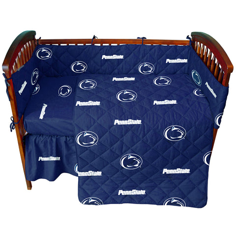 Penn State Nittany Lions 5 piece Baby Crib Set