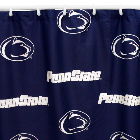 Penn State Nittany Lions Shower Curtain Cover