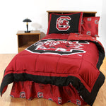 South Carolina Gamecocks Bed in a Bag