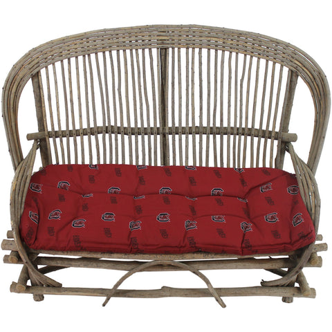 South Carolina Gamecocks Settee Cushion
