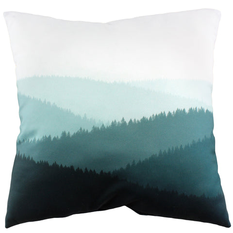 Distant Hills Double Sided Pillow - More Colors Available