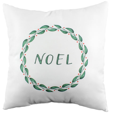 Noel Double Sided Pillow