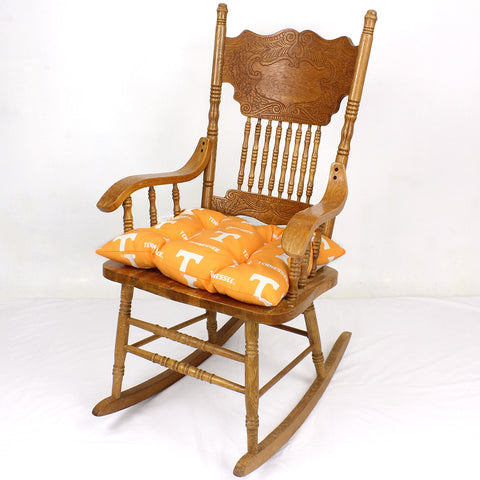 Tennessee Volunteers Rocker Pad - Chair Cushion