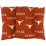 Texas Longhorns Rocker Pad - Chair Cushion
