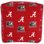 Alabama Crimson Tide Cube Cushion