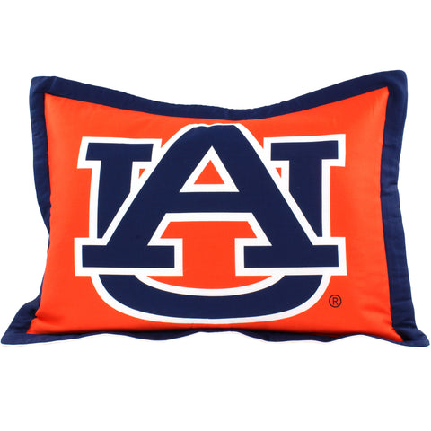 Auburn Tigers Pillow Sham