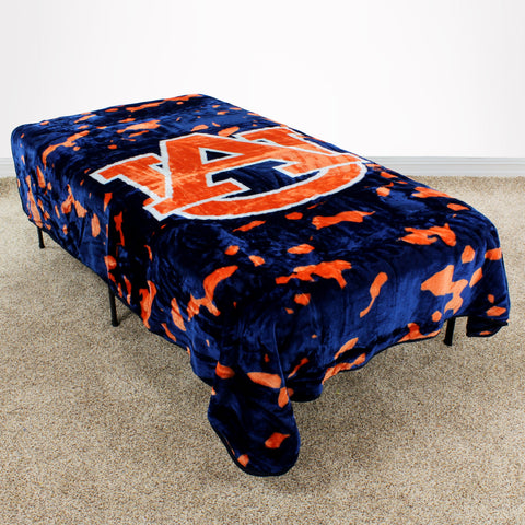 Auburn Tigers Throw Blanket / Bedspread