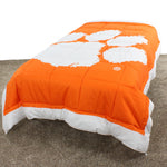 Clemson Tigers Light Comforter