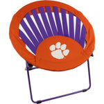 Clemson Tigers Rising Sun Chair