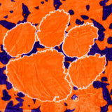 Clemson Tigers Throw Blanket / Bedspread