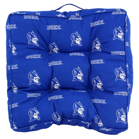 Duke Blue Devils Floor Pillow