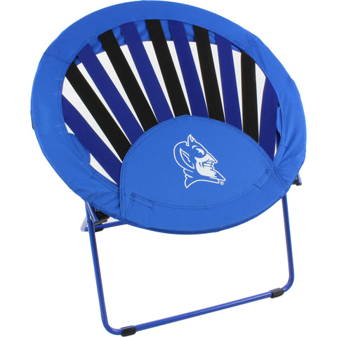 Duke Blue Devils Rising Sun Chair