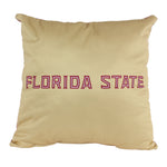 Florida State Seminoles Decorative Pillow