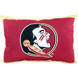 "Florida State Seminoles Fully Stuffed 28"" Big Logo Pillow"