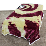 Florida State Seminoles Sherpa Throw Blanket