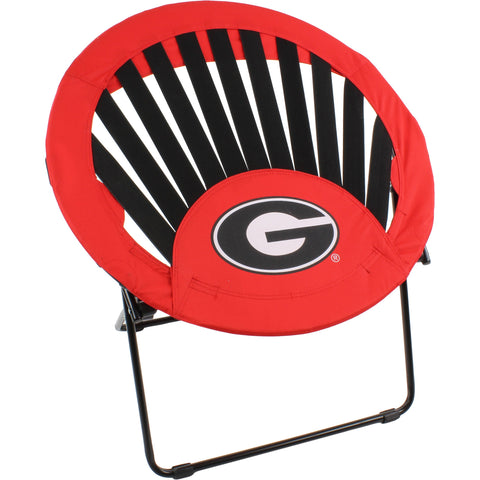 Georgia Bulldogs Rising Sun Chair
