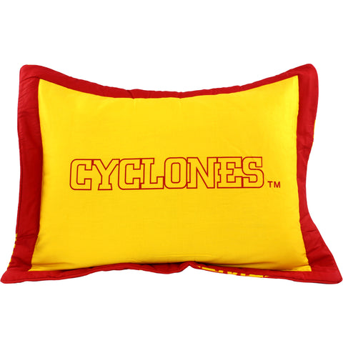 Iowa State Cyclones Pillow Sham
