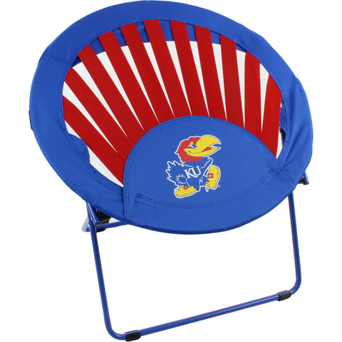 Kansas Jayhawks Rising Sun Chair