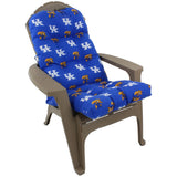 Kentucky Wildcats Adirondack Cushion