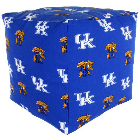 Kentucky Wildcats Cube Cushion