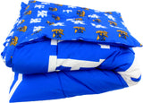 Kentucky Wildcats Reversible Polyester Comforter Set