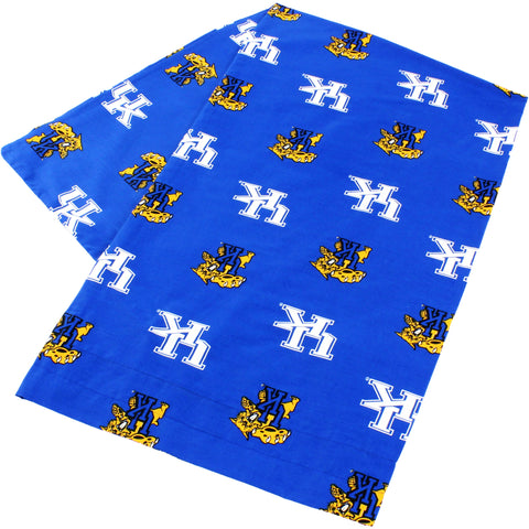 Kentucky Wildcats Body Pillow Pillowcase