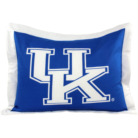 Kentucky Wildcats Pillow Sham