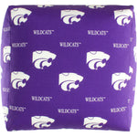 Kansas State Wildcats Cube Cushion