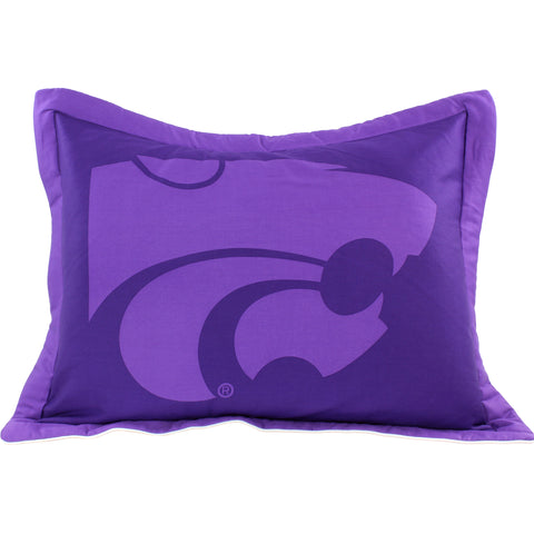 Kansas State Wildcats Pillow Sham