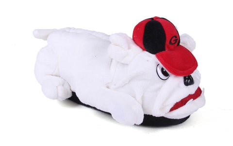 Georgia Bulldogs Mascot Slippers