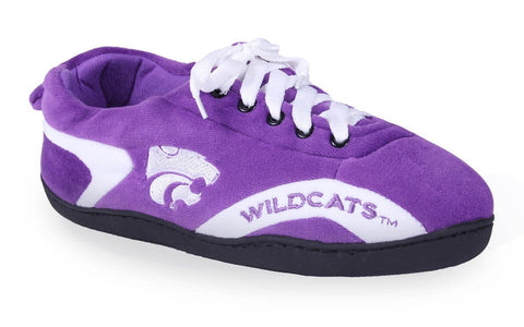 Kansas State Wildcats All Around Rubber Soled Slippers