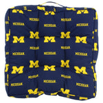 Michigan Wolverines Floor Pillow