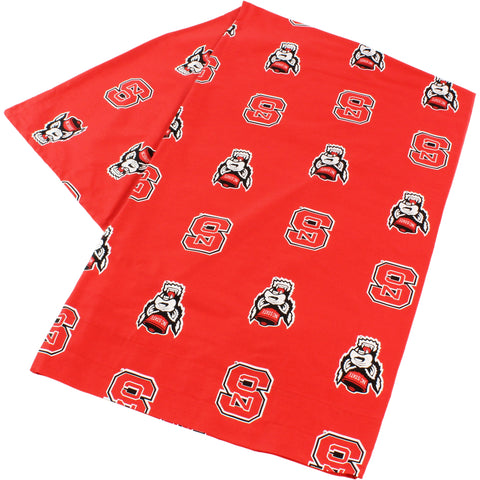 North Carolina State Wolfpack Body Pillow Pillowcase