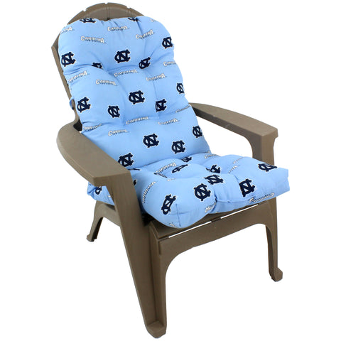 North Carolina Tar Heels Adirondack Cushion