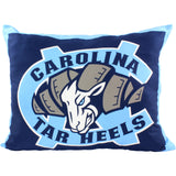 North Carolina Tar Heels Fully Stuffed Big Logo Pillow