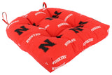 Nebraska Huskers D Cushion