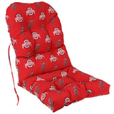 Ohio State Buckeyes Adirondack Cushion