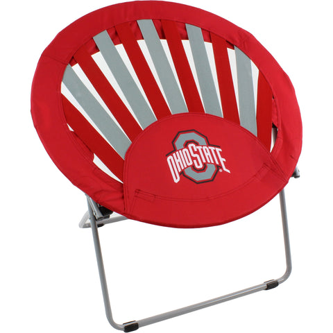 Ohio State Buckeyes Rising Sun Chair