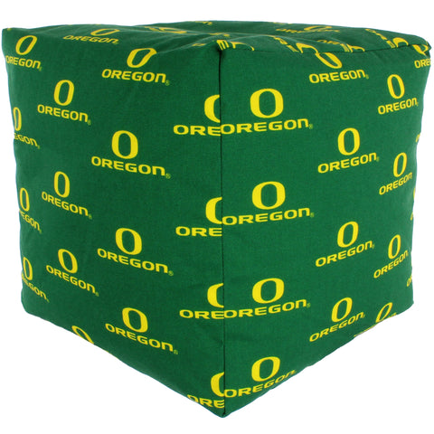 Oregon Ducks Cube Cushion