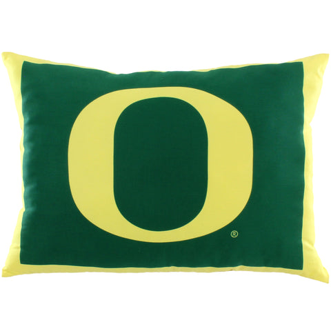 Oregon Ducks Fully Stuffed Big Logo Pillow