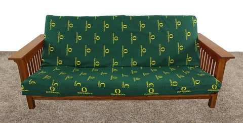 Oregon Ducks Futon Cover