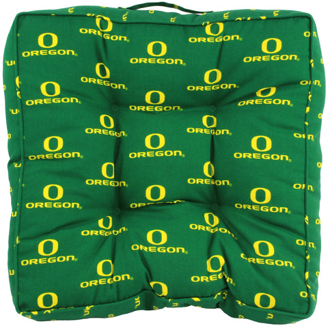 Oregon Ducks Floor Pillow
