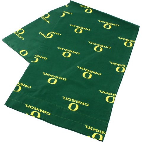 Oregon Ducks Body Pillow Pillowcase