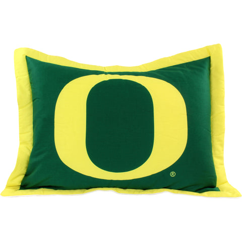 Oregon Ducks Pillow Sham