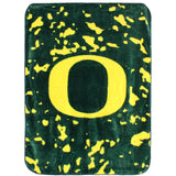 Oregon Ducks Throw Blanket / Bedspread