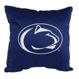 "Penn State Nittany Lions 2 Sided Decorative Pillow, 16"" x 16"", Made in the USA"