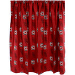 South Carolina Gamecocks Curtain Panels