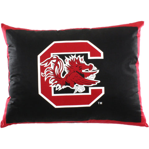 South Carolina Gamecocks Fully Stuffed Big Logo Pillow