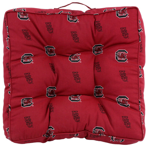 South Carolina Gamecocks Floor Pillow